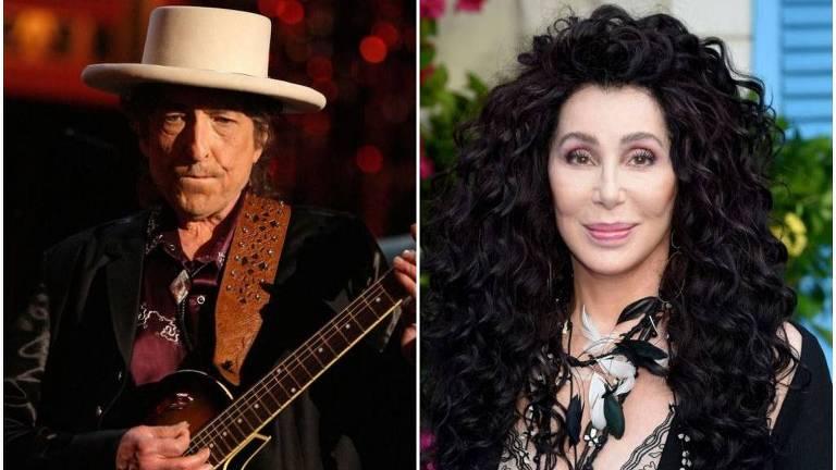 Bob Dylan e Cher cancelam shows