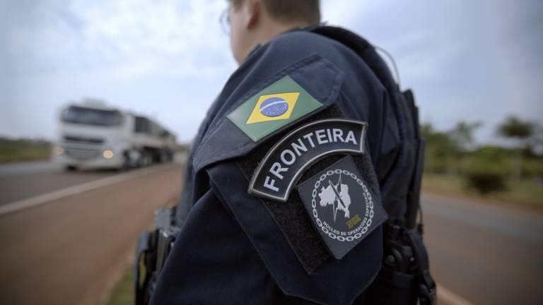 'Operação Fronteira América do Sul'
