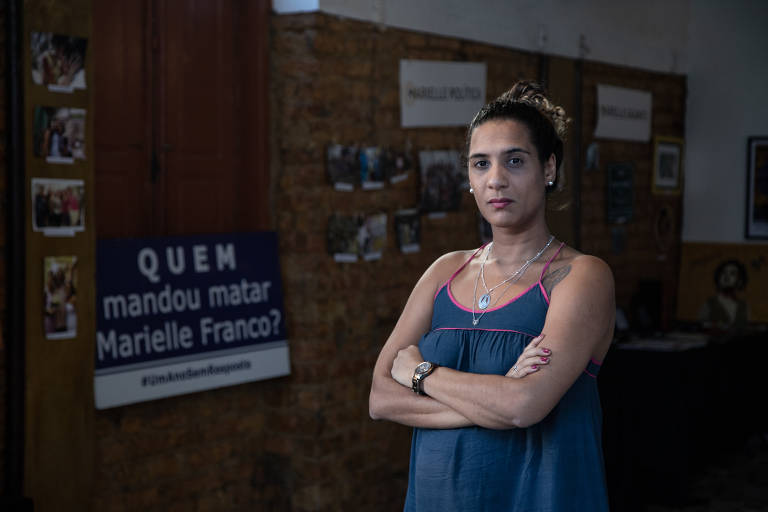 Família cria Instituto Marielle Franco em homenagem à vereadora assassinada