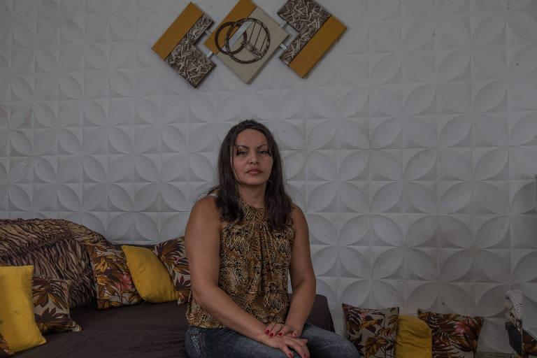 A auxiliar de enfermagem Rosineide Maria de Souza, 43 anos, relata que precisou enfrentar burocracia antes de conseguir a autorização de seu plano de saúde para realização de exame