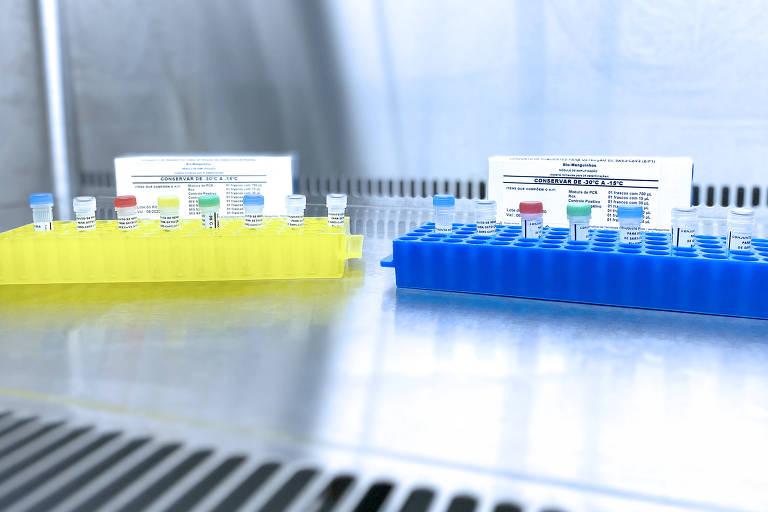 Kit diagnóstico para o novo coronavírus da Bio-Manguinhos (Fiocruz)