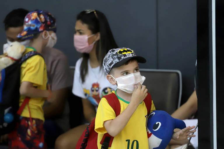 O coronavírus no Brasil