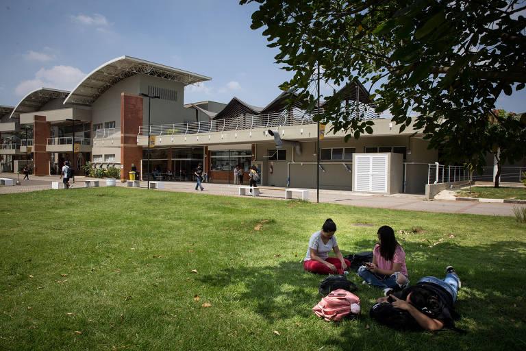 Campus da USP Leste, inaugurado há 15 anos no extremo da capital paulista