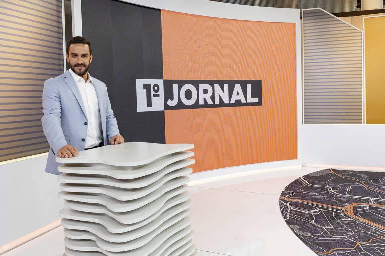 João Paulo Vergueiro no Primeiro Jornal