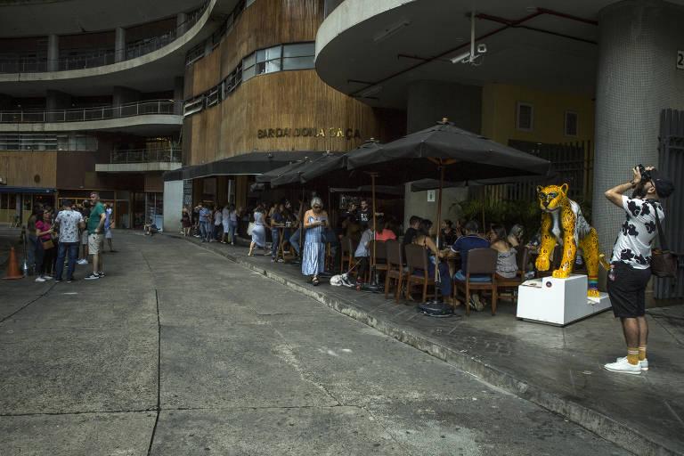 Paulistanos não alteram rotina gastronômica