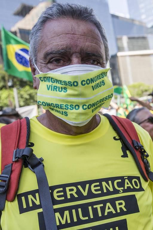 Protestos no dia 15 de março