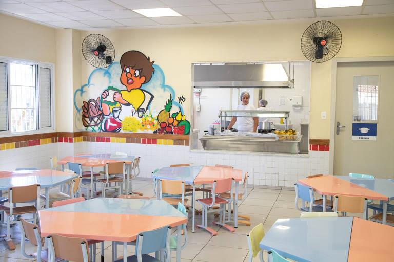 Escolas ficam vazias no Rio de Janeiro