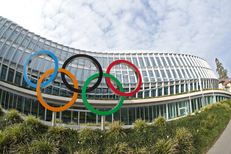 Sede do COI em Lausanne, na Suíça