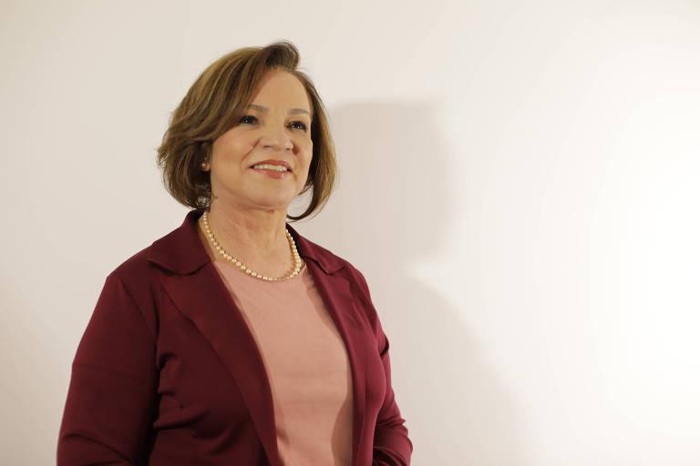 Fátima Pelaes - Presidente da executiva nacional do MDB Mulher e ex-secretária Nacional de Políticas para Mulheres (2016-18; governo Temer)