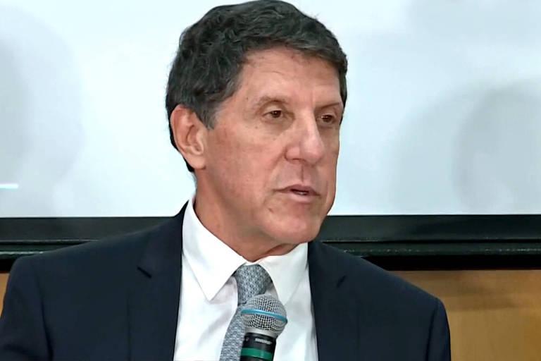 O infectologista David Uip, que se afastou da coordenação de centro de contingência após testar positivo para coronavírus