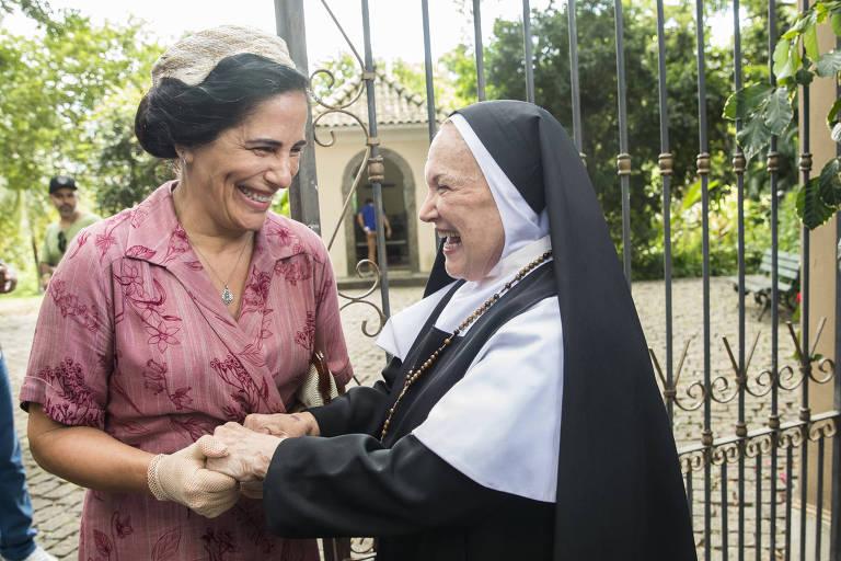 Em 'Éramos Seis', Nicette Bruno, a Lola da versão de 1977, faz participação especial