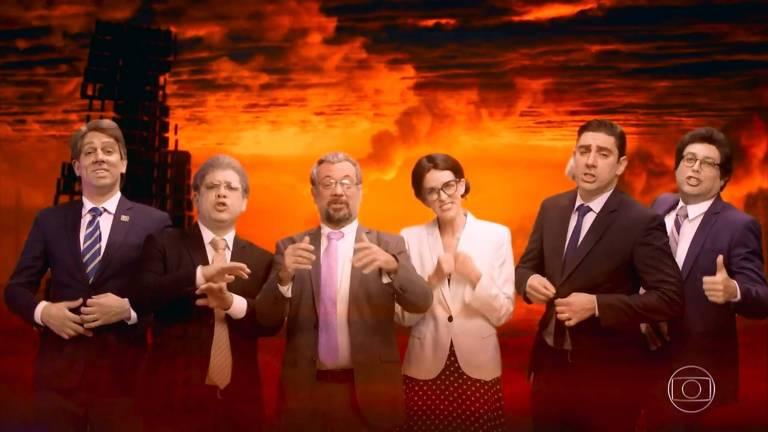 Fora de Hora: Governo divulga vídeo para acalmar a população
