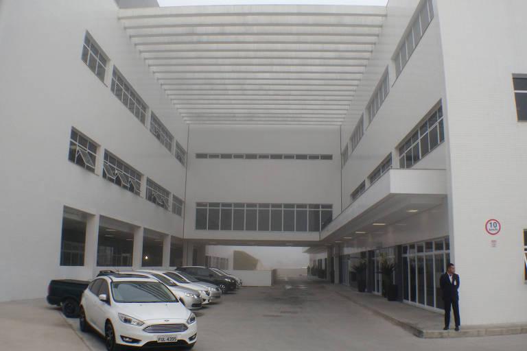 Hospital de Parelheiros, no extremo sul de SP, que receberá pacientes de coronavírus