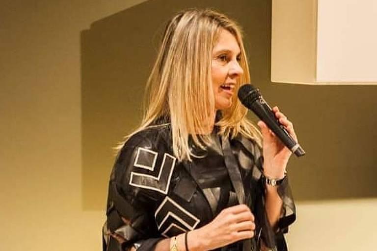 A empresária Carmela Hontou, investigada pela Promotoria do Uruguai sob acusação de violar regras sanitárias do país
