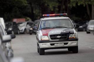Aumento de policiais militares na USP