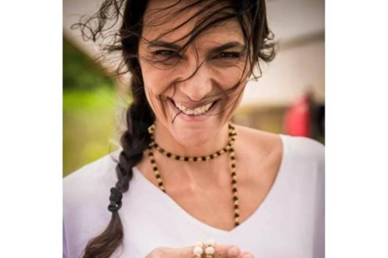 A médica Natália Freire