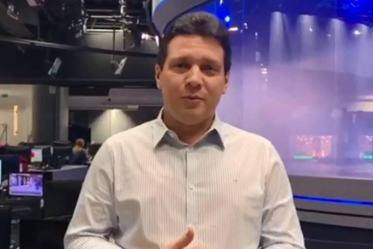 Marcelo Magno, jornalista piauiense