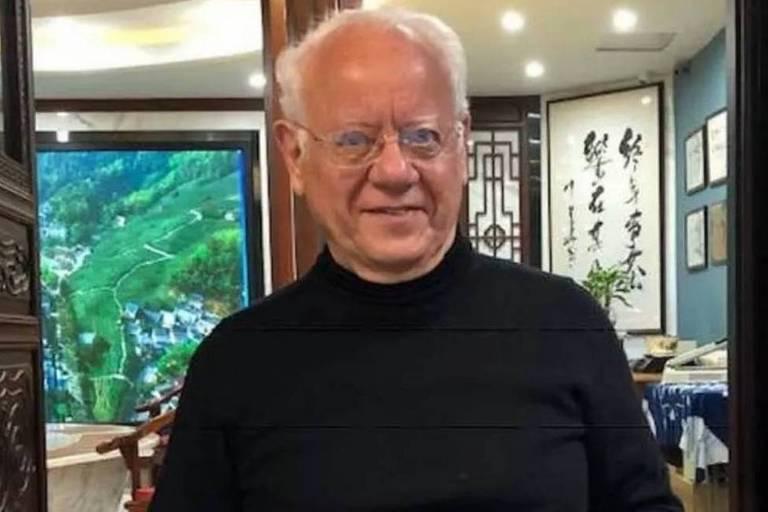 O engenheiro Sérgio Campos Trindade, que morreu vítima de complicações do coronavírus em Nova York