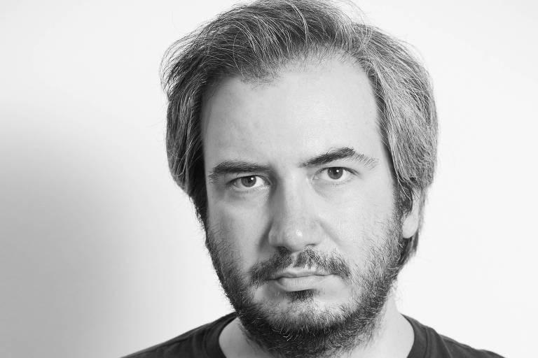 O escritor e crítico alejandro chacoff