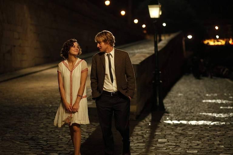 Cena do filme 'Meia-Noite em Paris', de Woody Allen