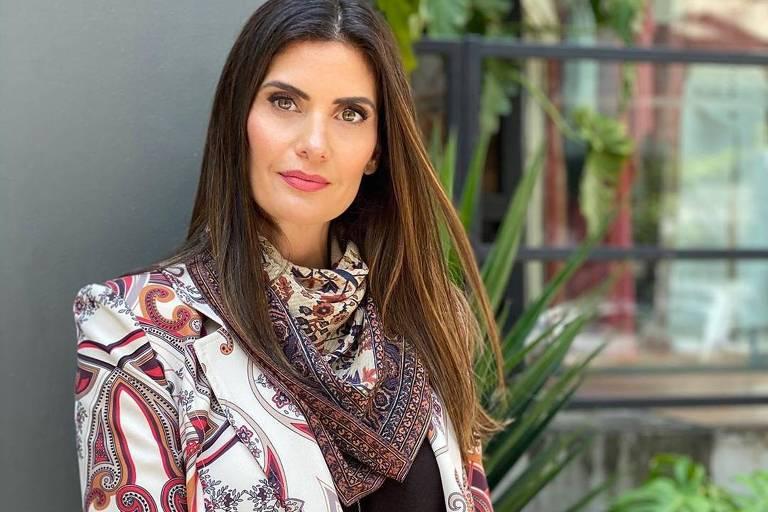 A modelo Isabella Fiorentino