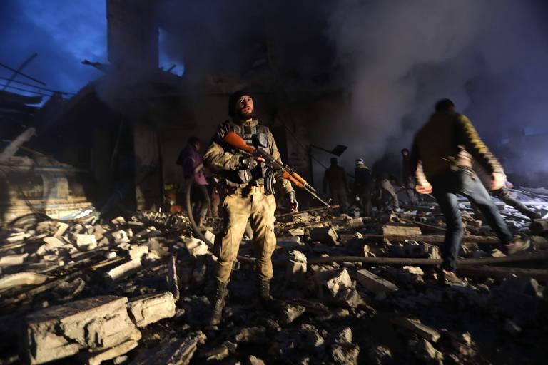 Pandemia eclipsa risco de guerra e impasses em todo o mundo