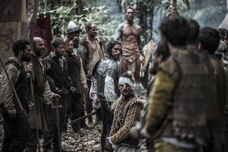 Veja cenas da série 'Hernán: o Conquistador'