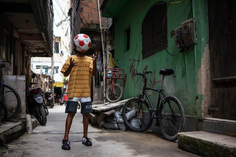 Coronavírus em favelas do Rio