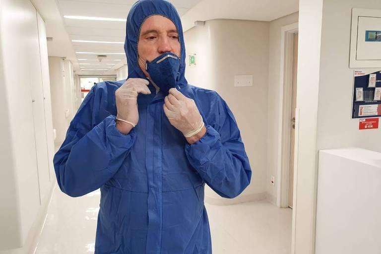 Roberto Carbini sobre novo coronavírus
