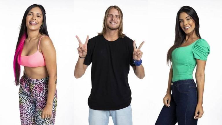 BBB 20: Flayslane, Daniel e Ivy disputam paredão da semana