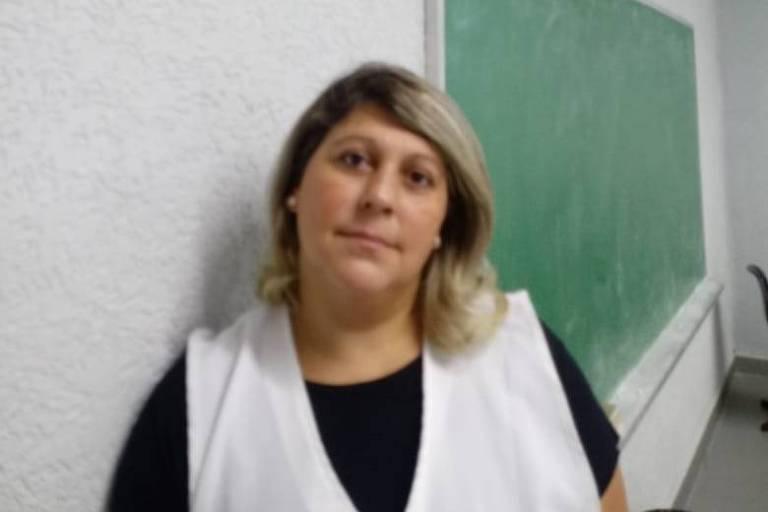 DEFESA DO APOSENTADO Viviane Amatti, 57 anos