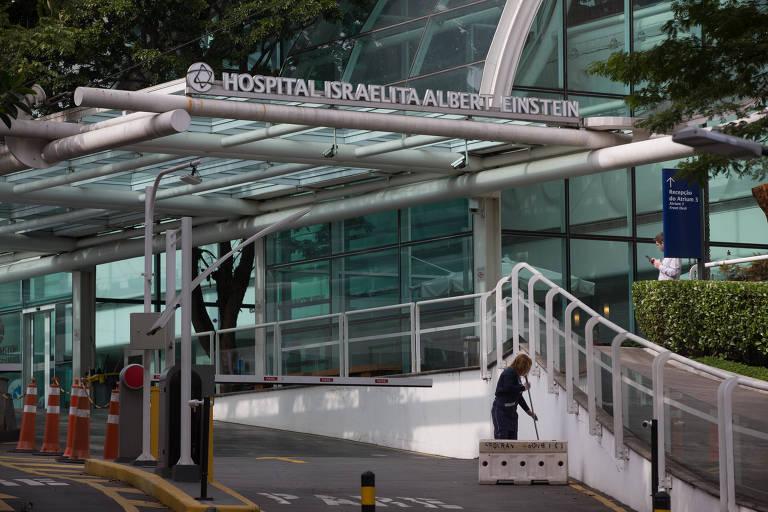 Hospital Albert Einstein vai contratar quase 1.500 profissionais de saúde em SP para enfrentar coronavírus