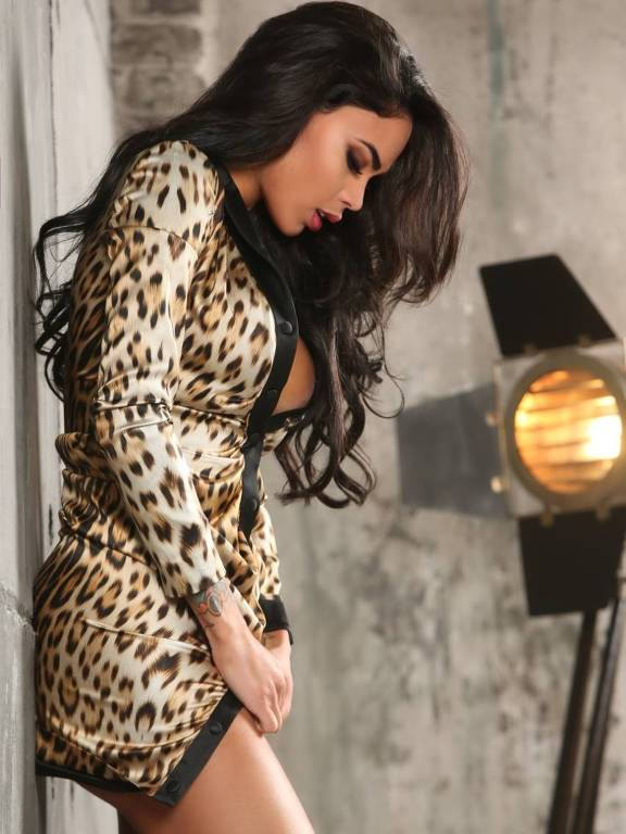 F5 - Celebridades - Modelo brasileira posa para Playboy espanhola ...