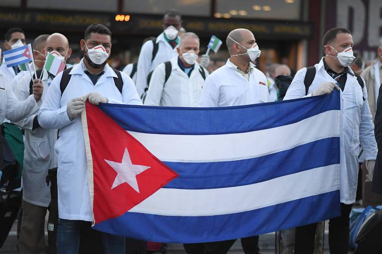 Cuba, a humanidade e a Covid-19 - 25/03/2020 - Opinião - Folha