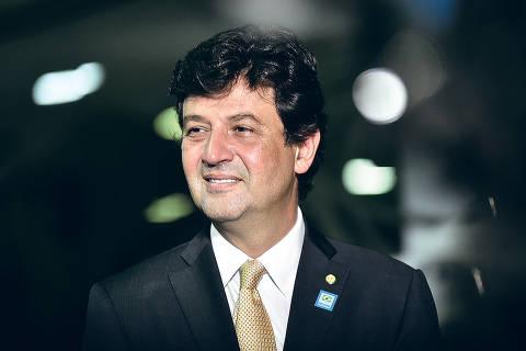 'Quem comanda esse time é o presidente Bolsonaro', diz Mandetta após divergências