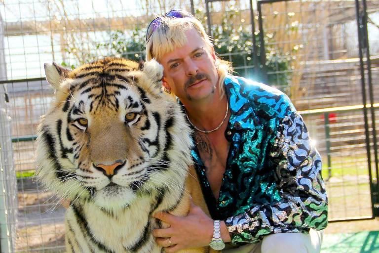 A Máfia dos Tigres - Netflix