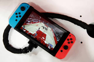 FILE PHOTO: Paris Games Week (PGW) trade fair for video games in Paris
