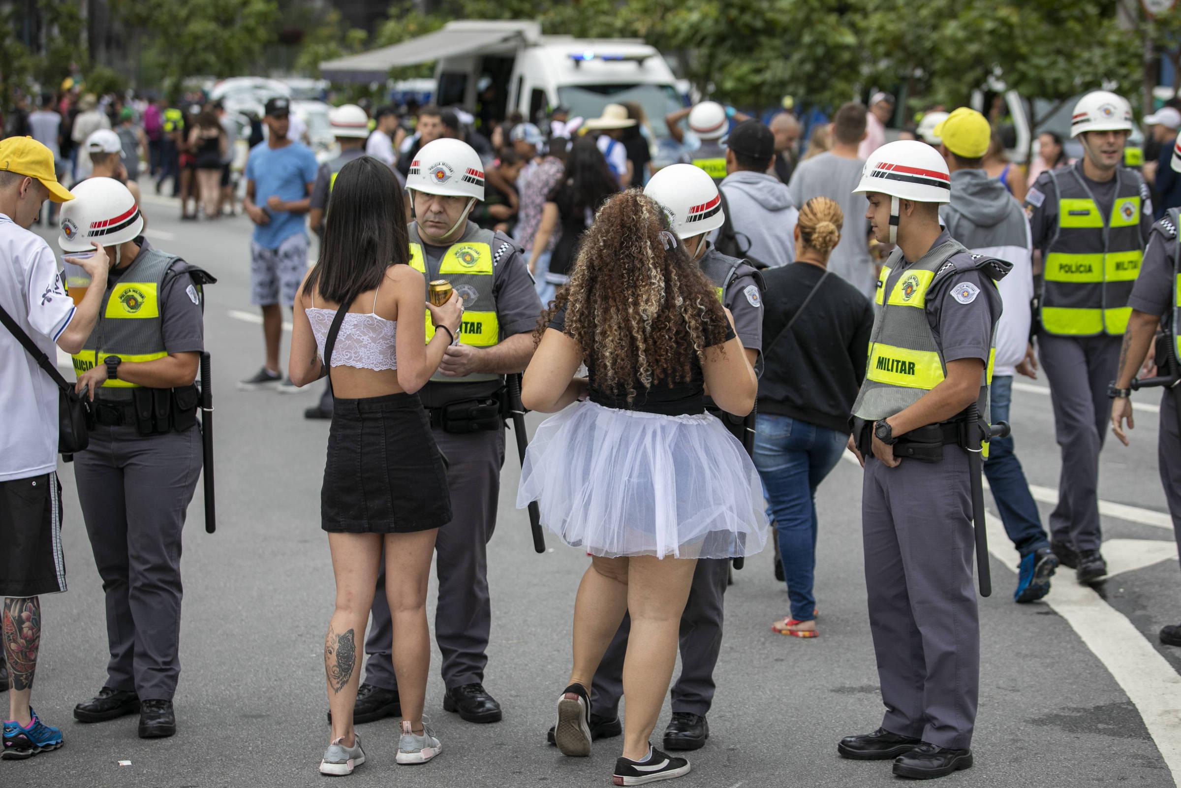 Capital paulista tem explosão de roubos e homicídios em fevereiro de Carnaval