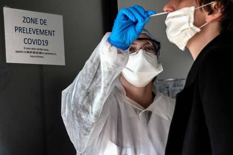 RS começará 1º grande teste para saber quantos foram infectados por coronavírus