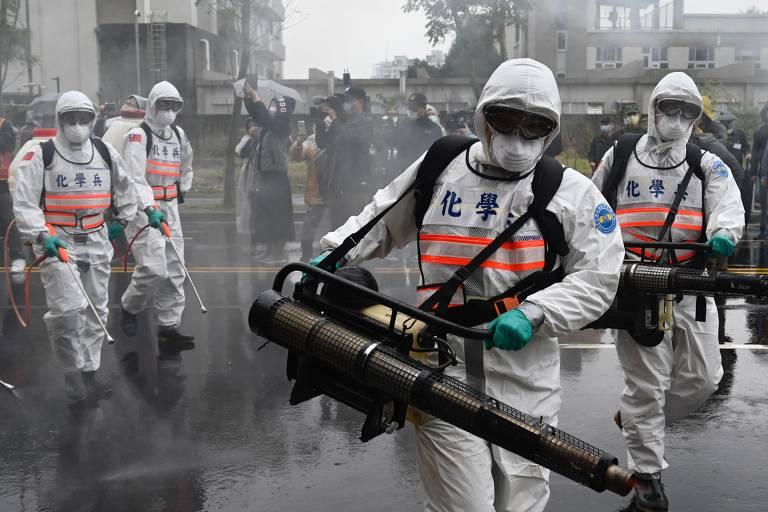 Países asiáticos são modelo no combate ao coronavírus