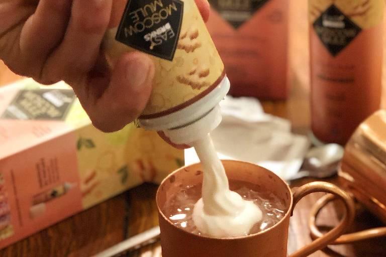 Moscow Mule da Easy Drinks