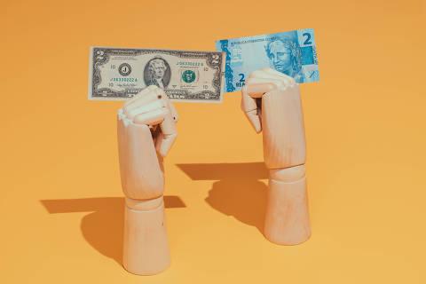 Real ganha status de moeda tóxica com aversão a riscos fiscal e político