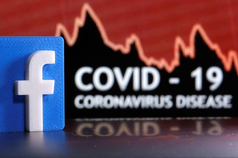 Logo do Facebook; empresa vai sofrer baque publicitário, mas receita seguirá em patamar alto