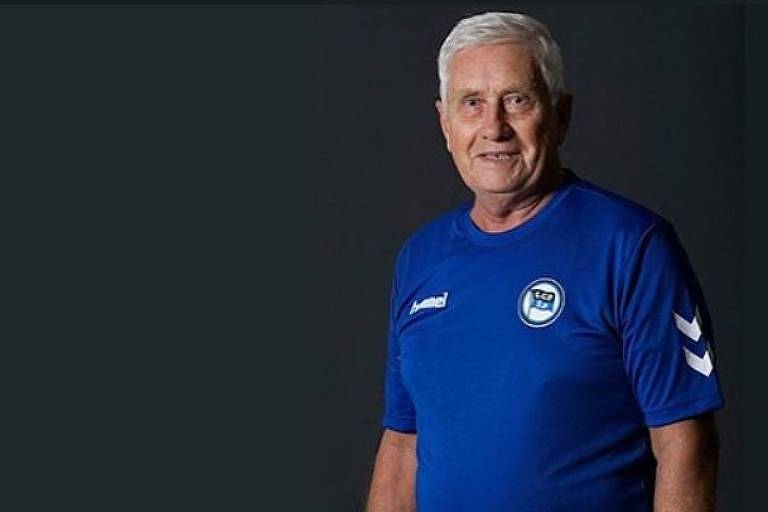 Técnico da seleção brasileira de esgrima, Gennady Miakotnykh