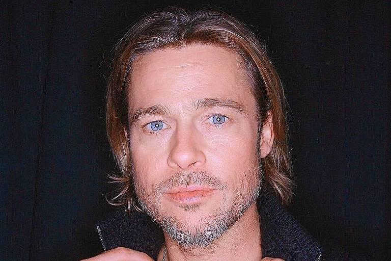 O ator Brad Pitt