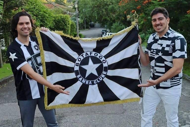 Marcelo Adnet será carnavalesco da agremiação Botafogo Samba Clube, ao lado de Ricardo Hessez