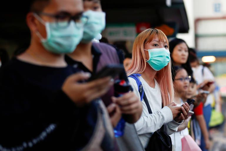 Acompanhe todas as informações sobre a pandemia de coronavírus