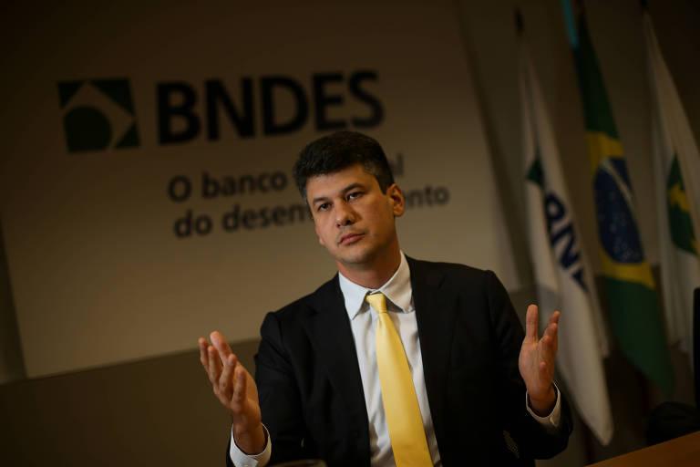 Presidente do BNDES, Gustavo Montezano