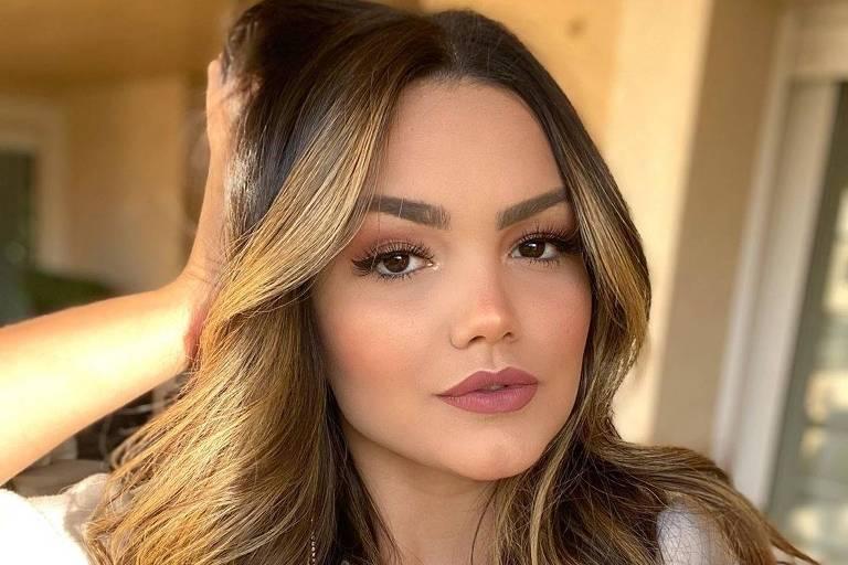 Suzanna Freitas, filha de Latino e Kelly Key