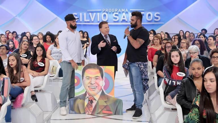 Programa Silvio Santos 2020